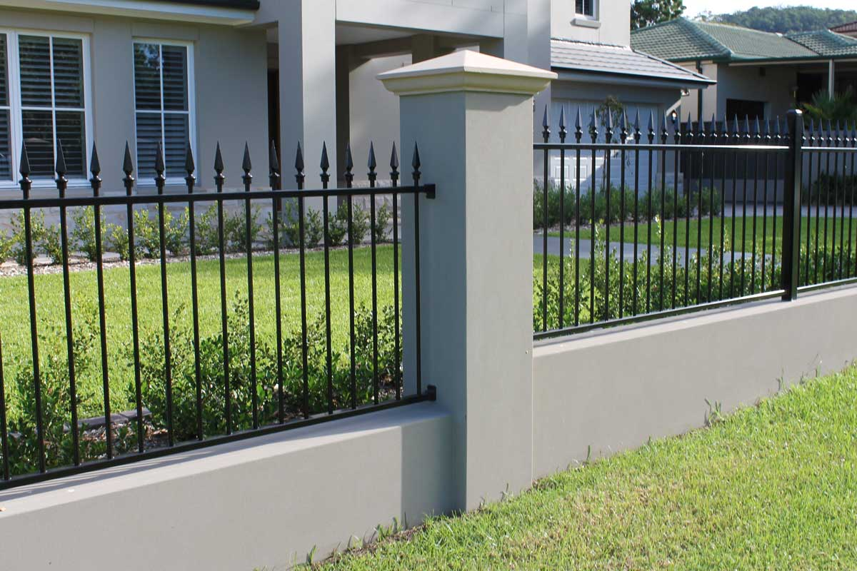 Landscaping Emu Plains Wall Fence