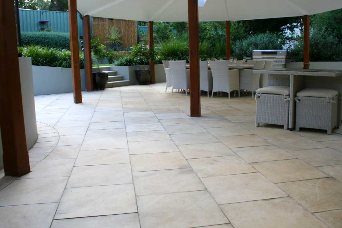 Landscaping Elements Courtyards