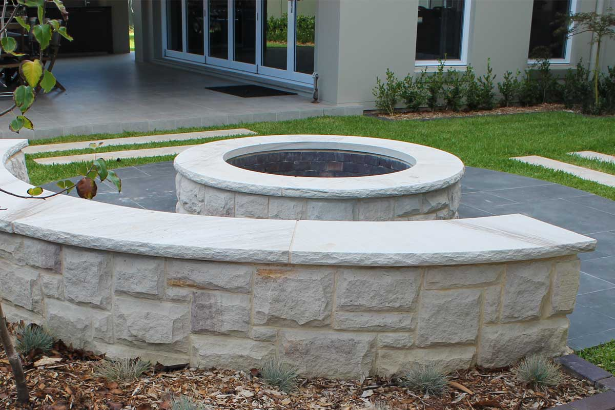 Landscaping Elements Fire Pit