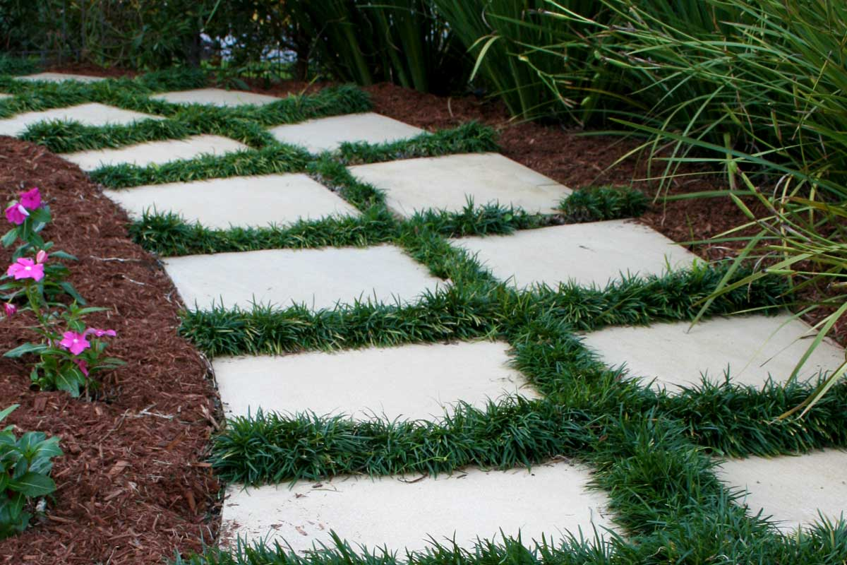 Landscaping Elements Pathways