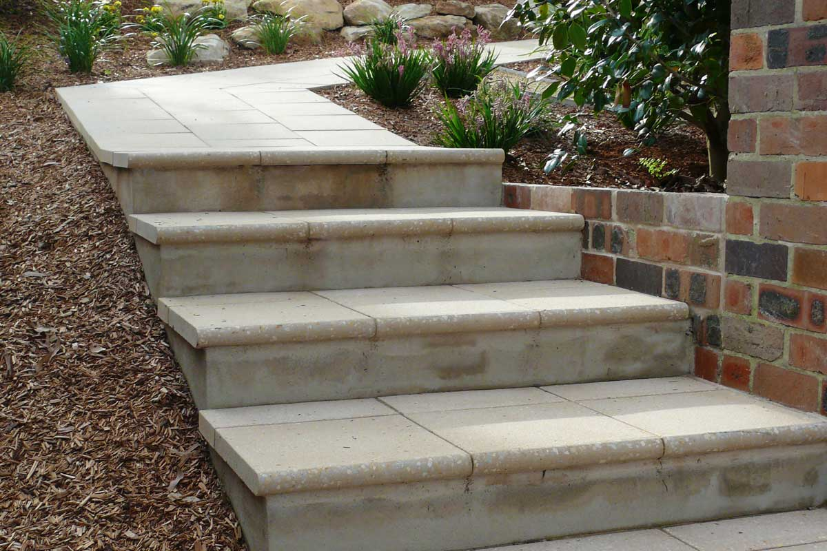 Landscaping Elements Stairs