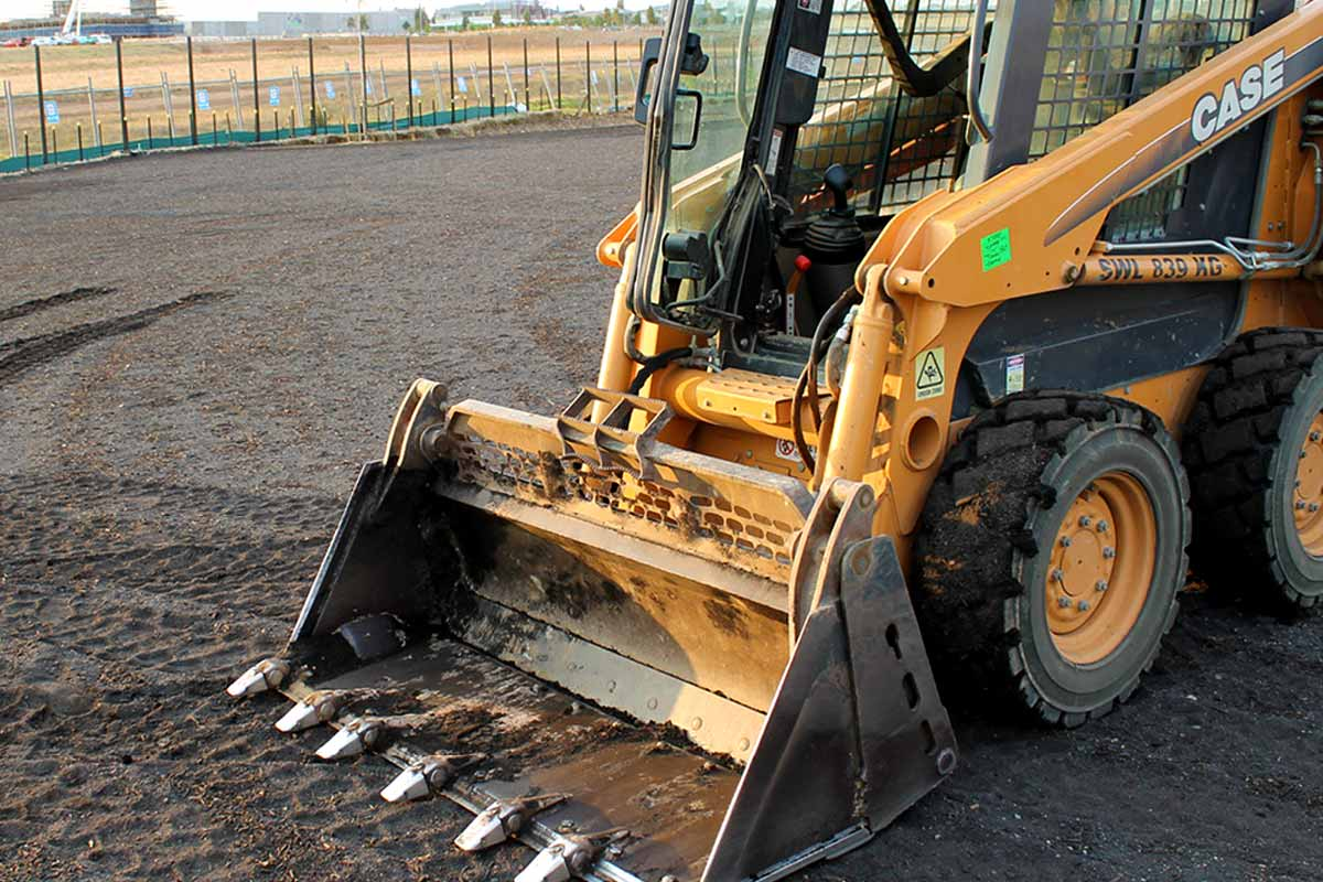Landscaping Excavation and Earthmoving Bobcat