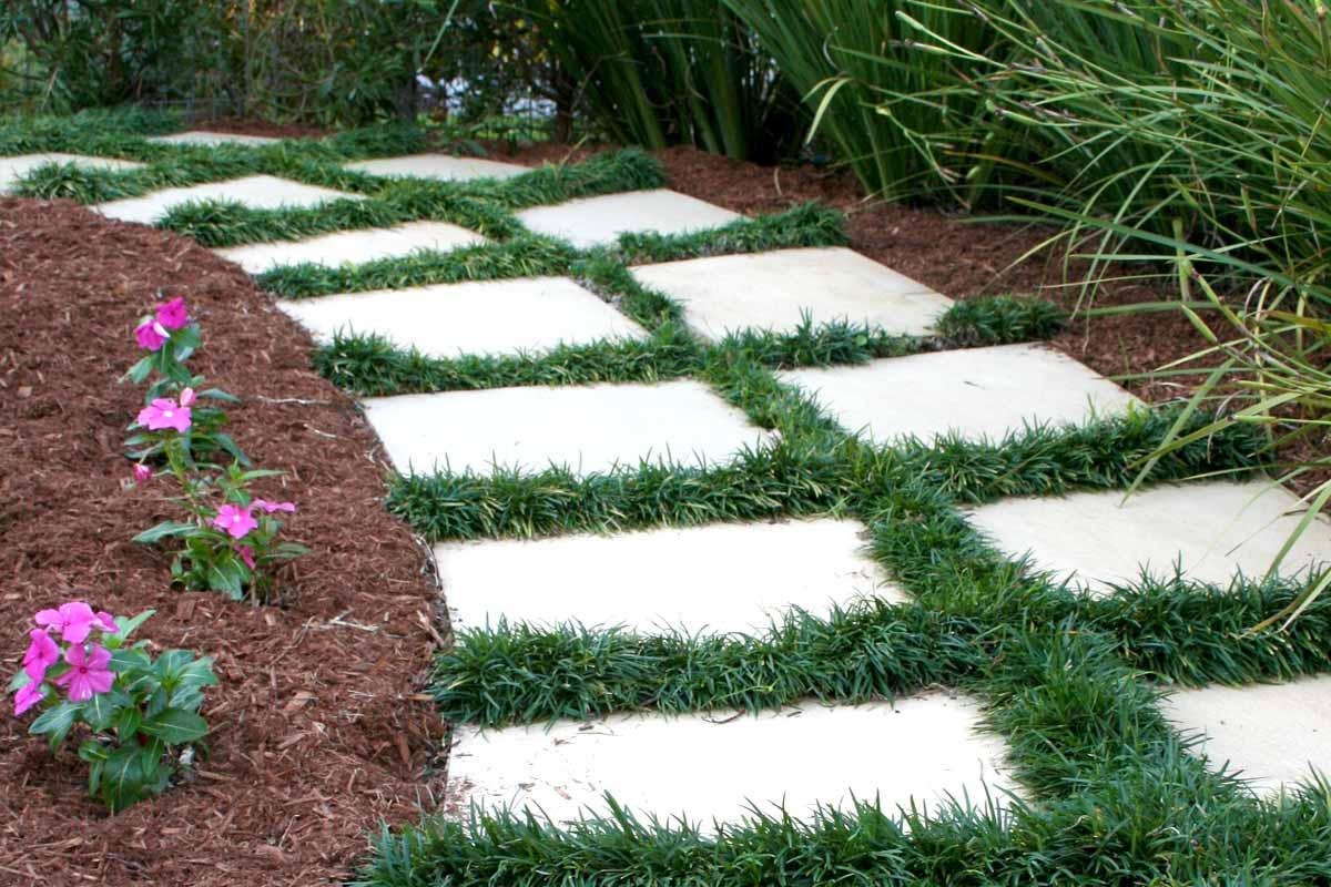 Landscaping Pathways