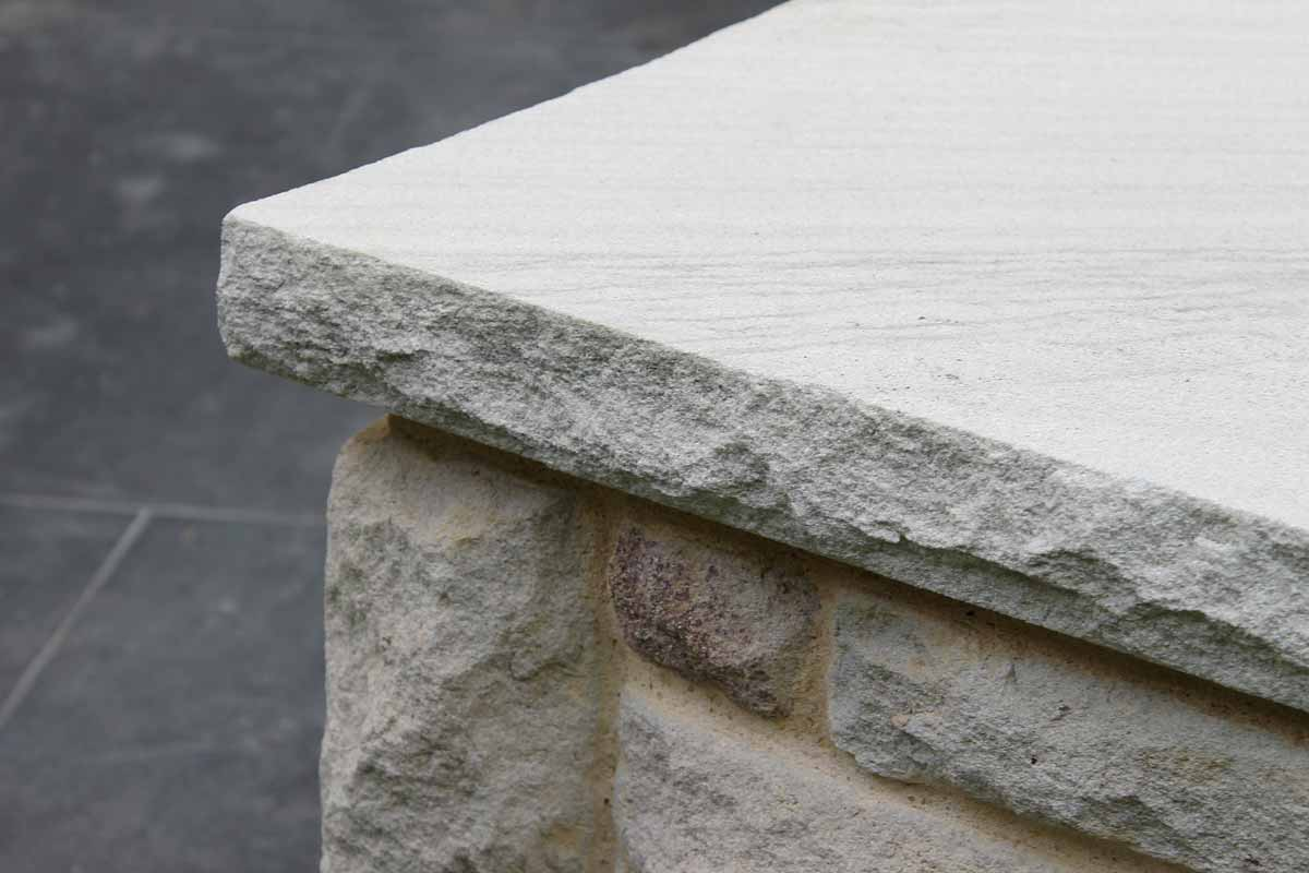 Landscaping Retaining Walls Sandstone Wall Capping