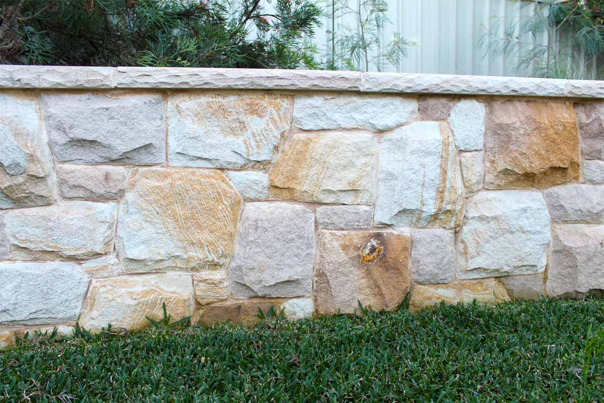 Landscaping Retaining Walls Sandstone Wall