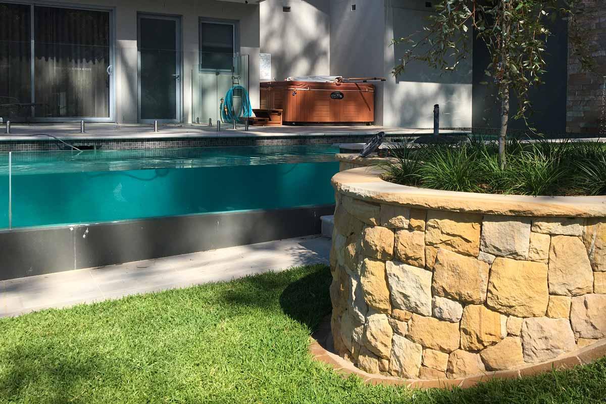 Landscaping Swimming Pools Garden